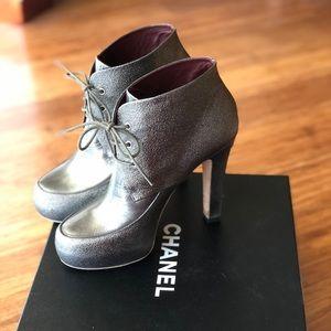 CHANEL Shoes - CHANEL RUNWAY Booties // Sz. 39